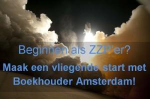 Boekhouder Amsterdam voor zzp'er